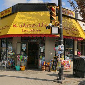 Kaboodles Toy Store Cambie Village