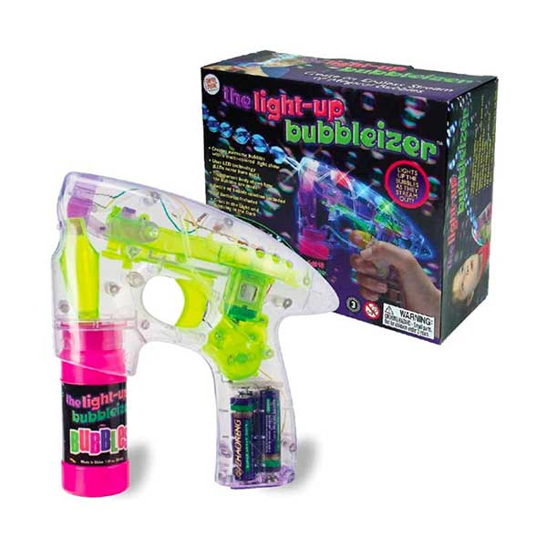Light Up Bubbleizer at Kaboodles Toy Store
