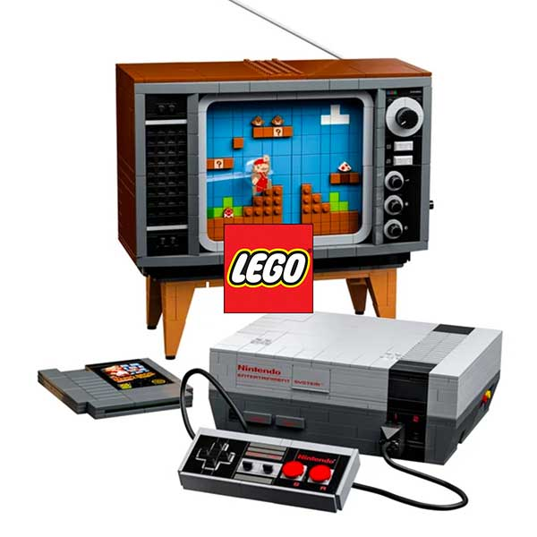 LEGO Nintendo at Kaboodles Toy Store