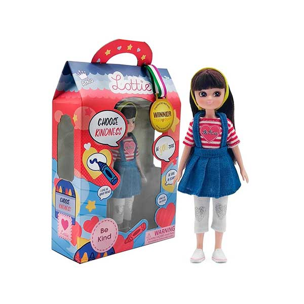 Lottie Doll: Be Kind at Kaboodles Toy Store